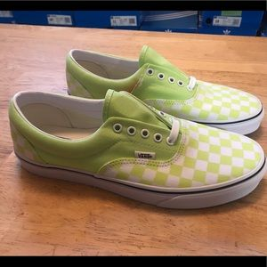 Vans Era Checkered Shoes Sneakers Mens 10